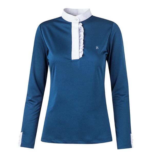 Rönner 比赛/训练衬衣 Bianca Show Shirt   Solid Navy