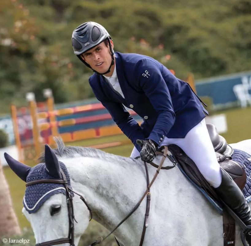 法国HORSE PILOT 男士马术骑马比赛骑士服 Aerotech Jacket Men