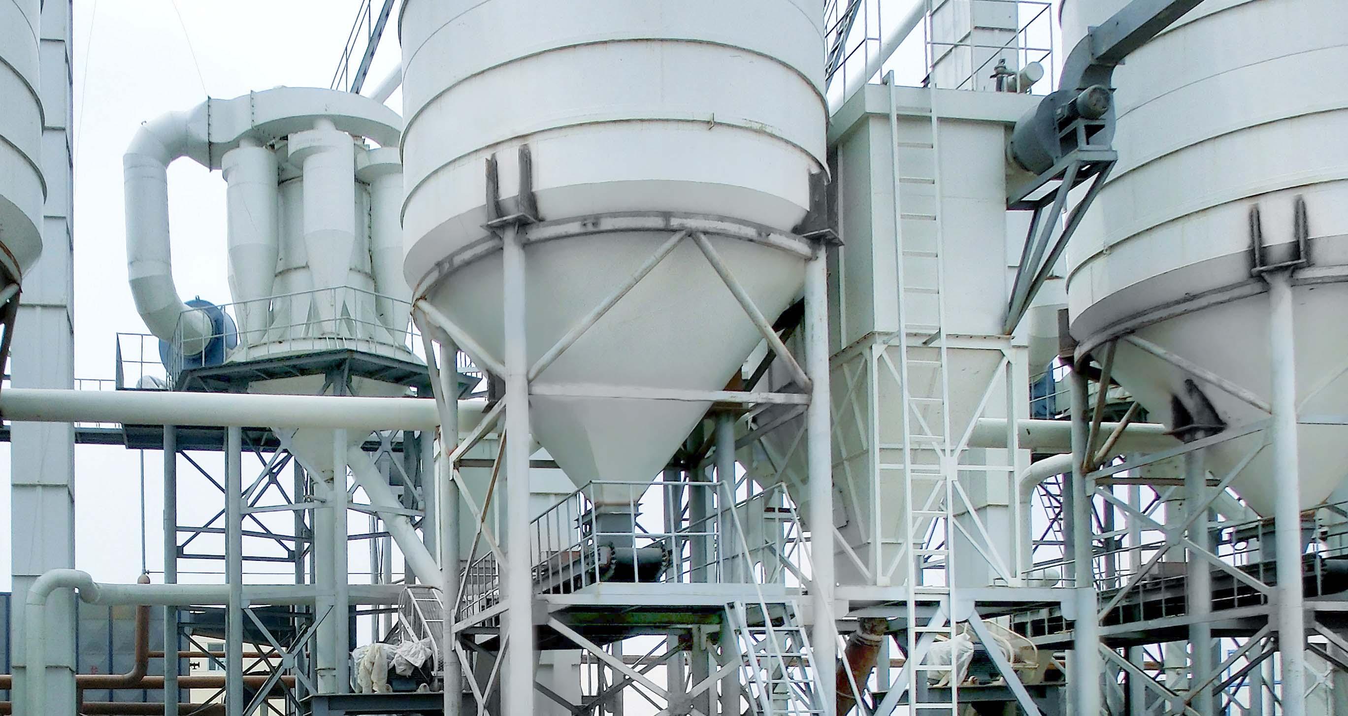 天然石膏粉生產線