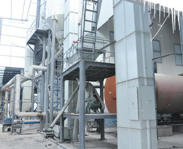 工業副產石膏生產線