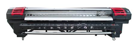晶绘4000系列喷绘机