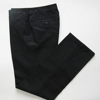 苎麻色织休闲裤 | Ramie yarn-dyed casual pants