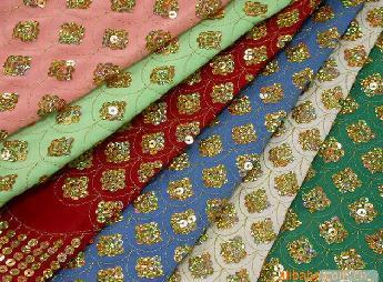 绣花色布|Color embroidery fabric