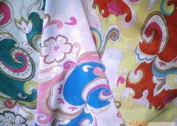 花色绣花布|Color embroidery fabric