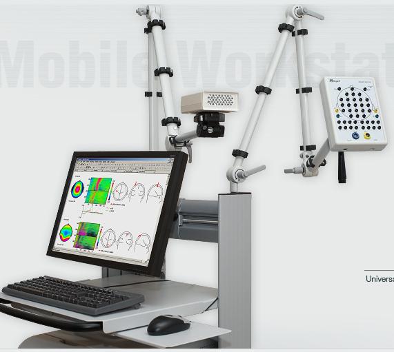 临床多通道 EEG工作站