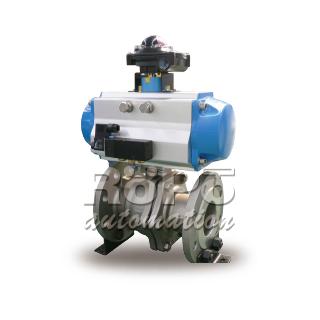 RP-500Y 浮动式硬密封球阀