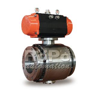 RP-500Y 固定式硬密封球阀