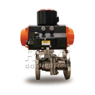 RP-500V  V型球阀