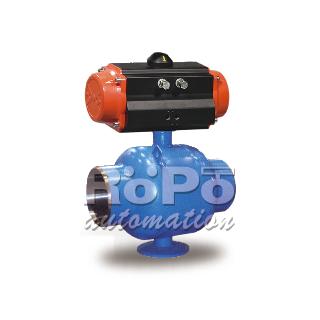 RP-500H 全焊接球阀