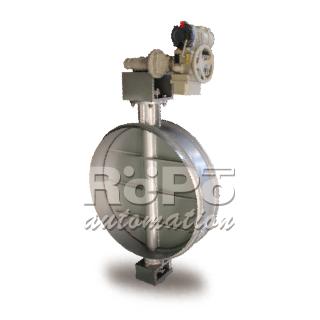 RP-950 通风对焊蝶阀