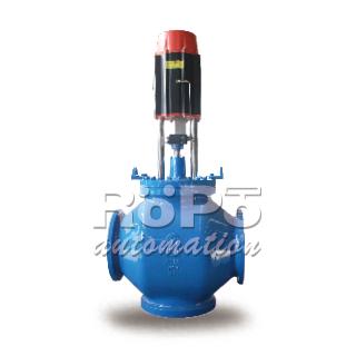 RPV6 气缸式调节阀