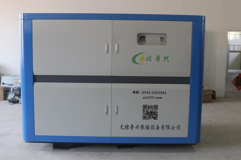 欣鲁兴燃油、气、电加热机组,恒压供水控制系统