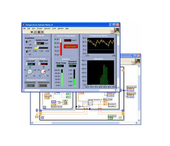 LabVIEW开发软件