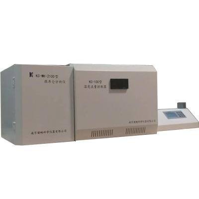 KC-WK-2100型微库仑分析仪