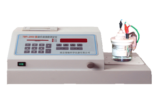 TBR-2000型溴价、溴指数测定仪
