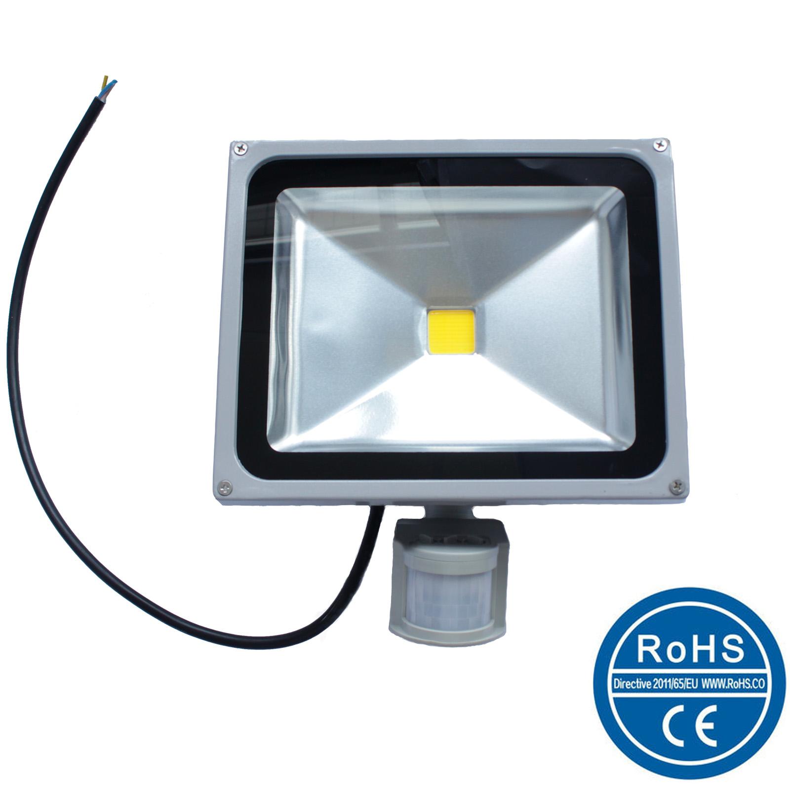 Picture of Sensor LED floodlight-backpack