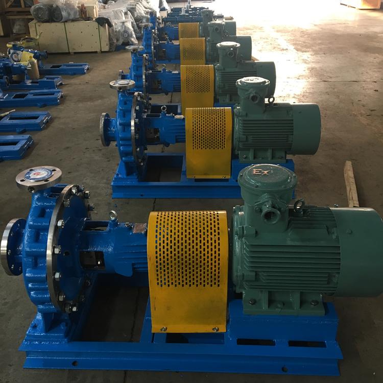 ZA石油化工流程泵