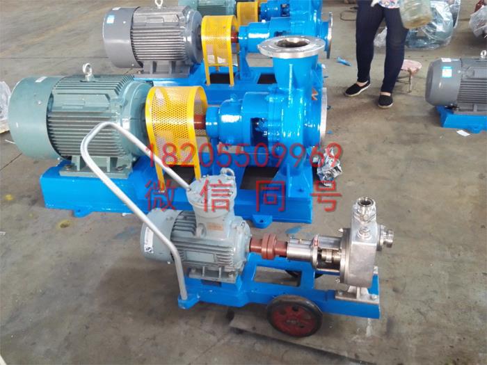 移动式自吸泵实图2
