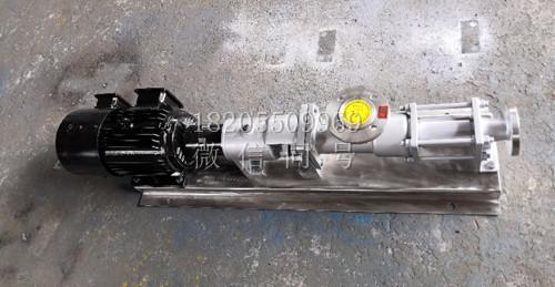 变频螺杆泵