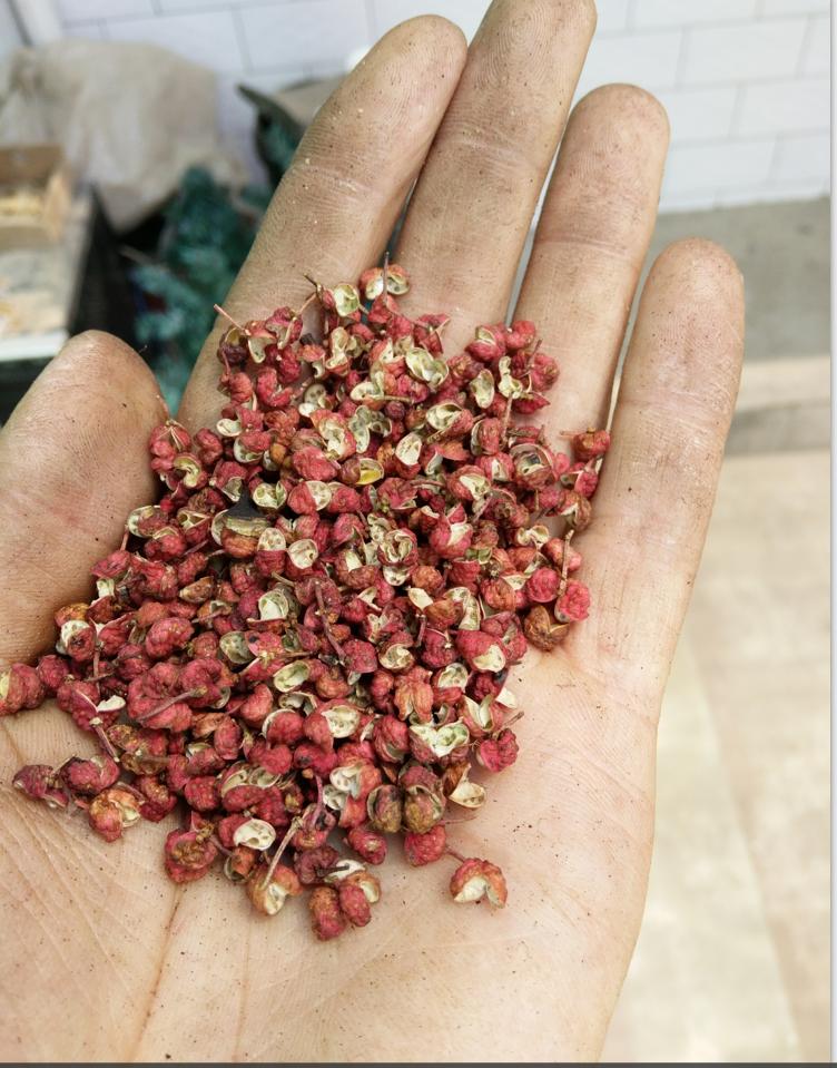 如何晒出高品质的花椒?