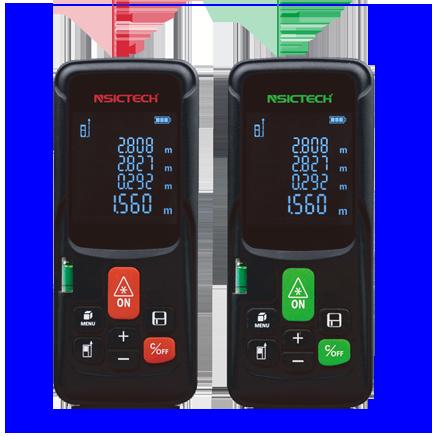 北电迅达手持激光测距仪(红色可见激光/绿光可见激光)