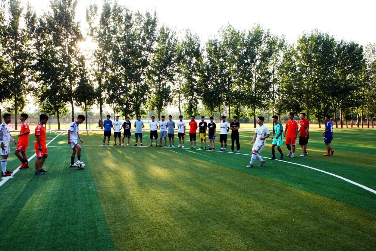 西安少年足球培训学校