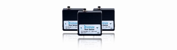 Elveflow MFS 微流体流量传感器