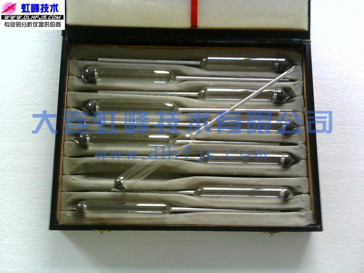 石油产品密度计,SY-05,GB/T1884用十支组密度计,SH/T0316