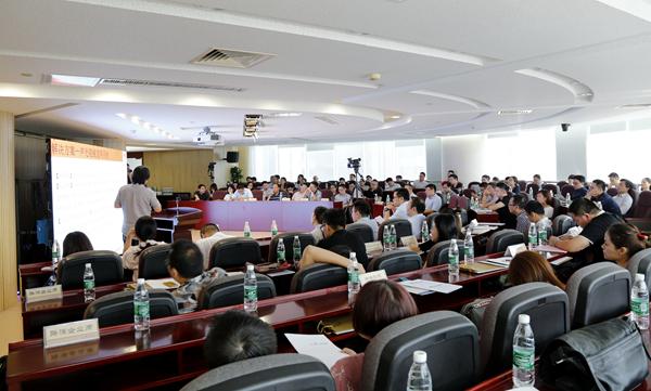 江苏人才创新创业路演中心首场路演活动在宁举行