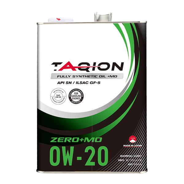TAQION ZERO+MO 0W-20 SN/GF-5