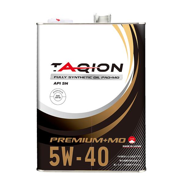 TAQION PREMIUM+MO 5W-40 SN/GF-5