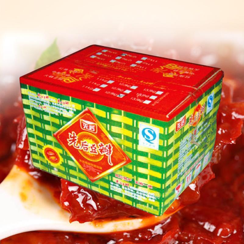 红油豆瓣(彩箱)