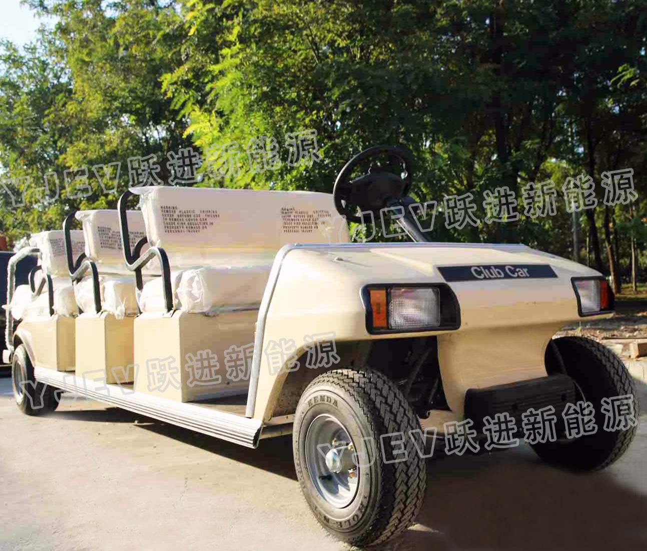 Club Car L8(美国进口8座观光车)