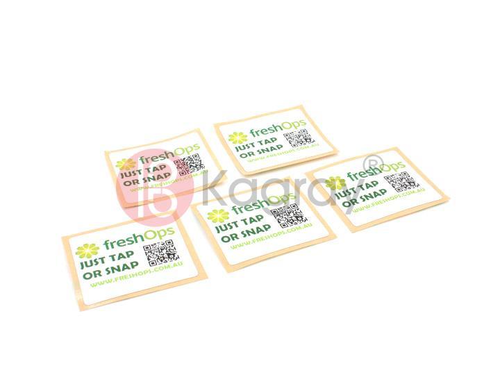 NFC零售标签