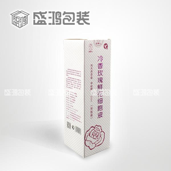 玫瑰细胞液包装盒