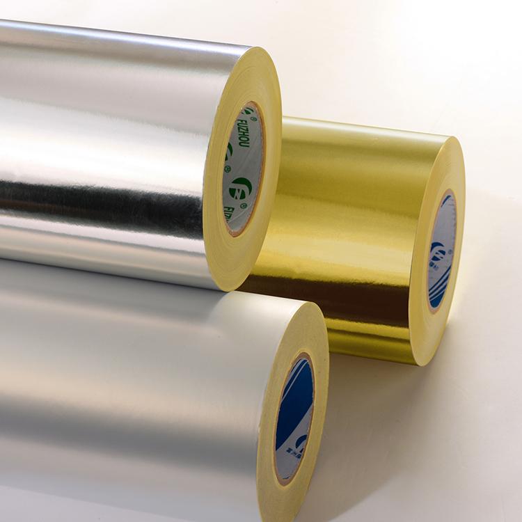 Aluminium&Gold Foil Paper