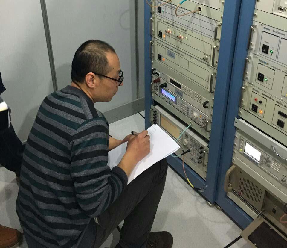 巡检记录检测设备信息