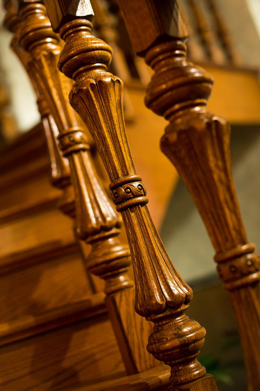 康億華森木業——樓梯