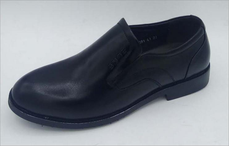 奥森狄派真皮牛皮头层皮鞋66081-河北奥美狄派鞋业