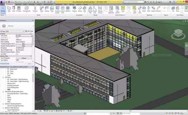 BIM技术对设计至关重要 高效发挥作用是关键
