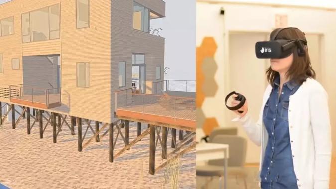 BIMVR 让建筑设计更便捷