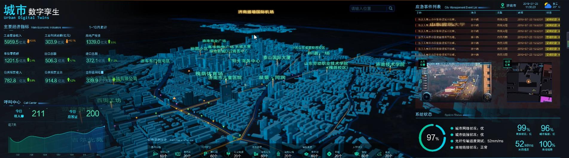 智慧城市建设的新起点:数字孪生城市