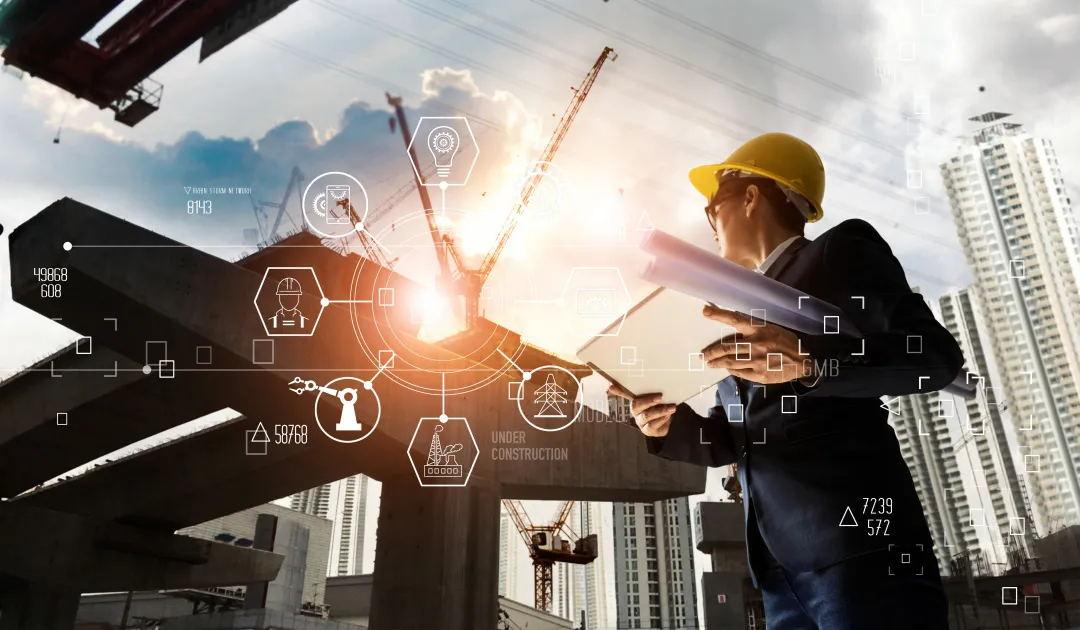 数字孪生视点:数字孪生技术对工程公司有何意义?