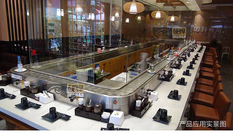 吉哆啦回转寿司餐厅案例