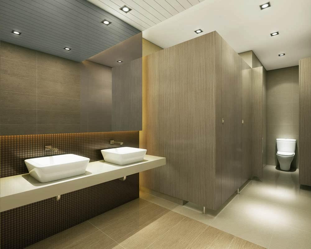洗手间灯光照明遵循国家标准,最好安装镜前灯