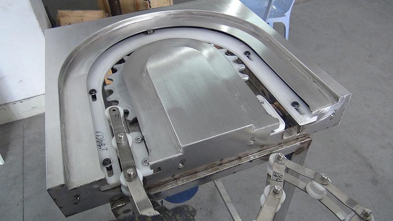 旋转小火锅设备机头组装图
