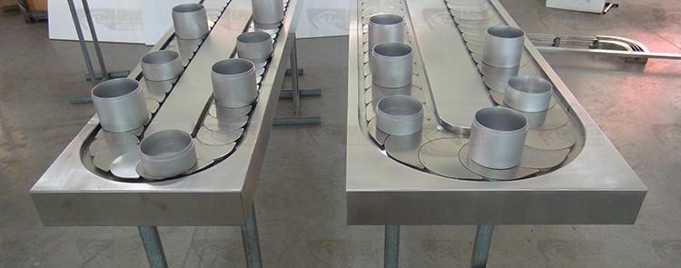 各种款式回转火锅设备搭配碟盅餐具对比