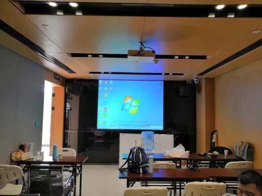 某国际中心视频会议室扩声系统和室内外背景音乐系统