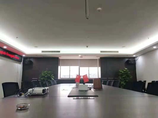 南宁某科技公司会议室系统