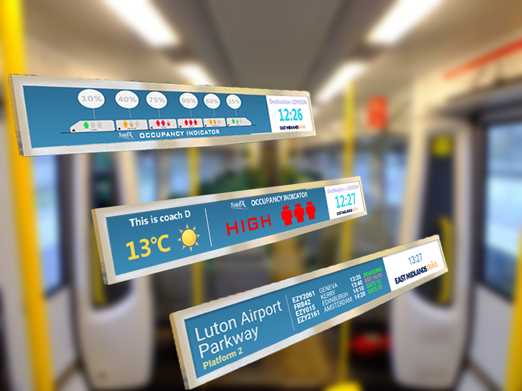 智能乘客引导系统